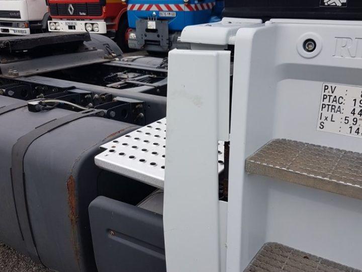 Tractor truck Renault Magnum 440dxi OPTIDRIVER BLANC - 9