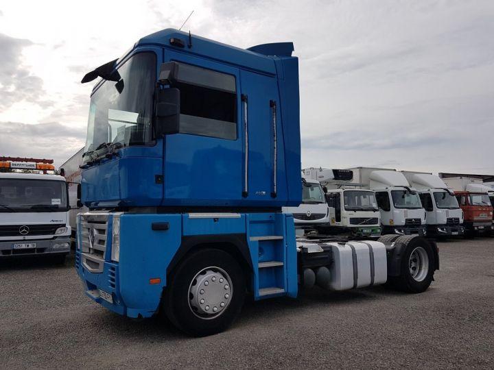 Tractor truck Renault Magnum 460dxi RETARDER BLEU - 1