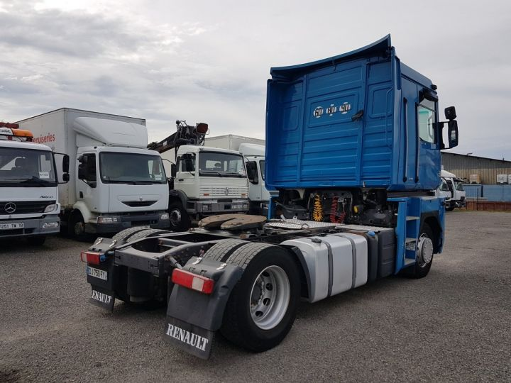 Tractor truck Renault Magnum 460dxi RETARDER BLEU - 2