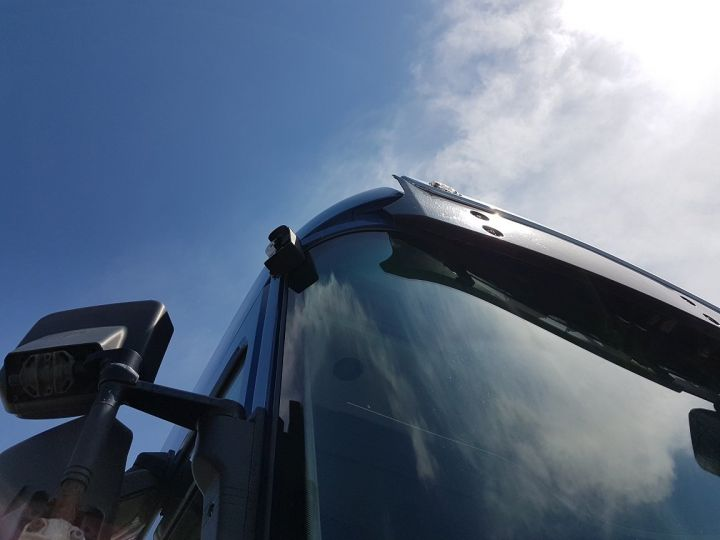 Tractor truck Renault Magnum 500dxi PRIVILEGE BLEU GEFCO - 6