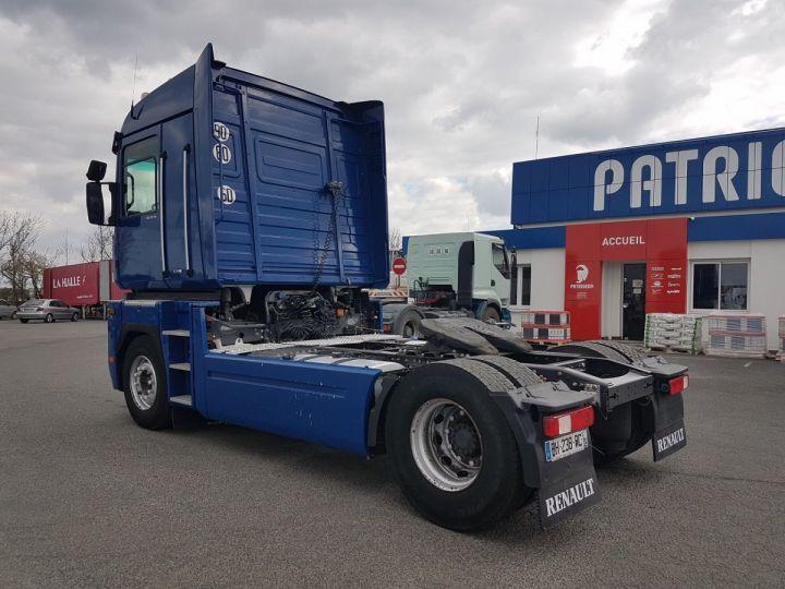 Tractor truck Renault Magnum 520dxi PRIVILEGE BLEU - 4