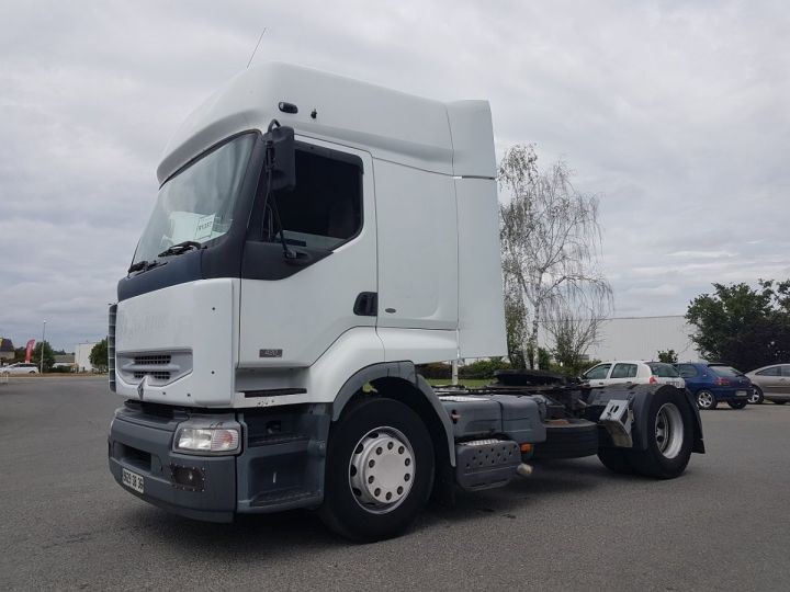 Tractor truck Renault Premium 420dci ALLIANCE BLANC - 1