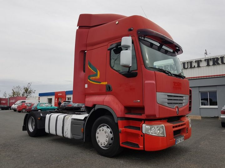Tractor truck Renault Premium 440dxi PRIVILEGE ROUGE - 3