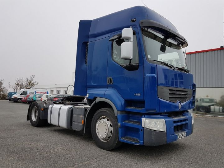 Tractor truck Renault Premium 450dxi MANUAL BLEU GEFCO - 3