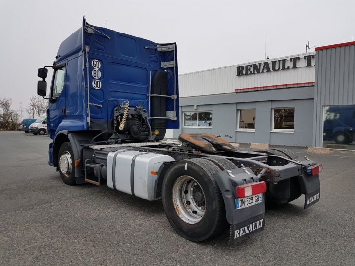 Tractor truck Renault Premium 450dxi MANUAL BLEU GEFCO - 4