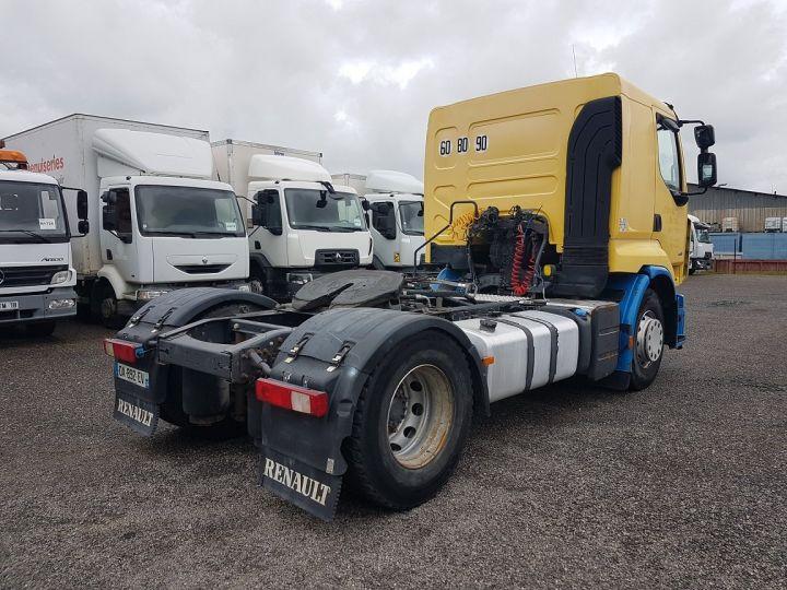 Tractor truck Renault Premium 450dxi - MANUEL + INTARDER JAUNE - BLEU - 2