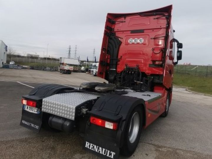 Tractor truck Renault T T 520 4x2 euro 6 ROUGE  - 4