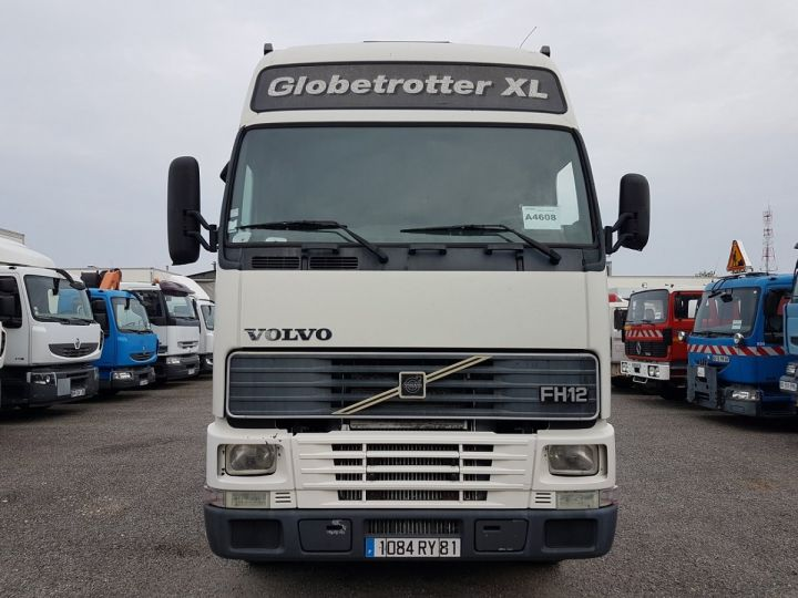 Tractor truck Volvo FH 12.380 GLOBETROTTER XL  - 6