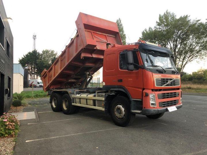 Tractor truck Volvo FM VOLVO FM 400 N3G 6x4 BI BENNE RIDELLE HYDRAULIQUE PORTE AR HYDRAULIQUE ROUGE - 6