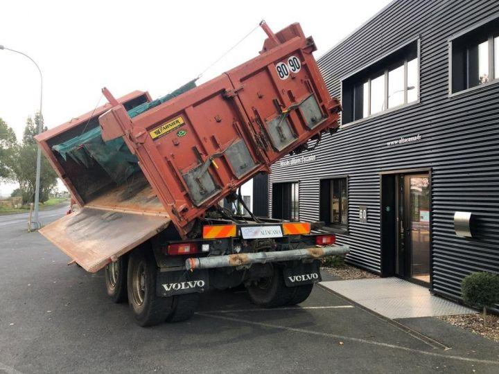 Tractor truck Volvo FM VOLVO FM 400 N3G 6x4 BI BENNE RIDELLE HYDRAULIQUE PORTE AR HYDRAULIQUE ROUGE - 8