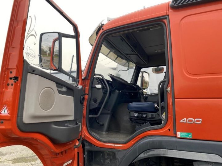 Tractor truck Volvo FM VOLVO FM 400 N3G 6x4 BI BENNE RIDELLE HYDRAULIQUE PORTE AR HYDRAULIQUE ROUGE - 11