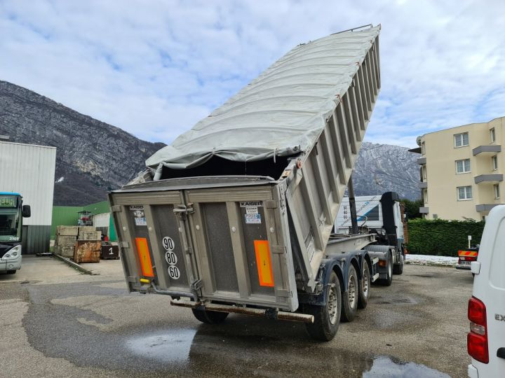 Trailer Kaiser Back Dump/Tipper body Caisse Alu  - 1