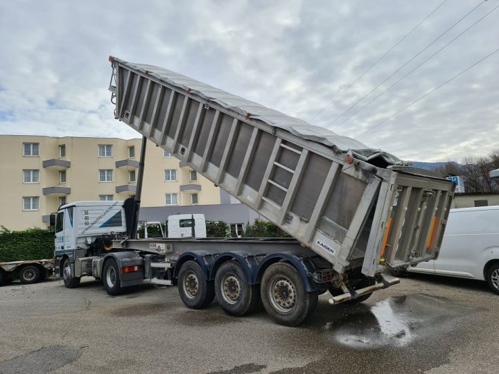 Trailer Kaiser Back Dump/Tipper body Caisse Alu  - 2