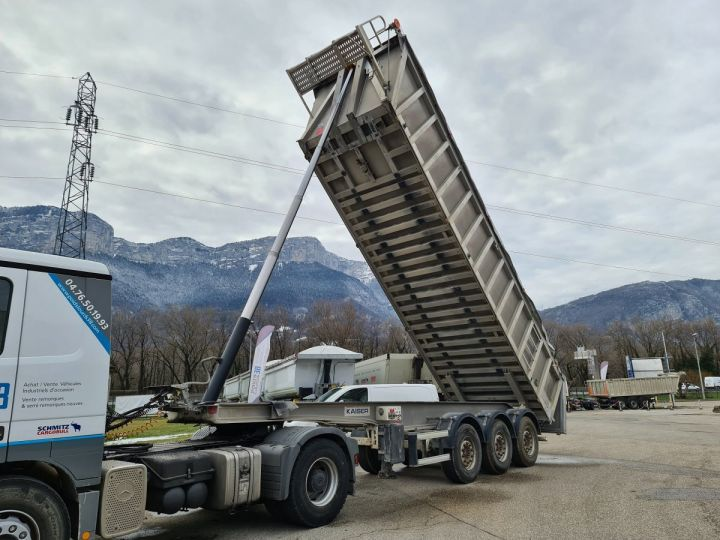 Trailer Kaiser Back Dump/Tipper body Caisse Alu  - 4