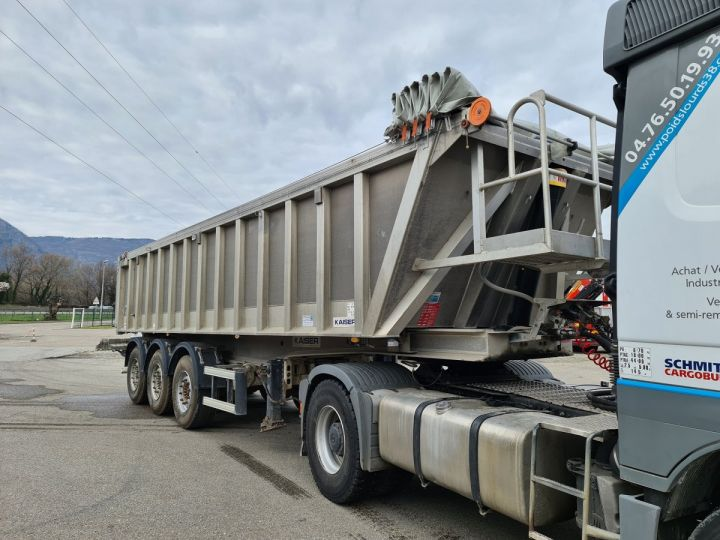Trailer Kaiser Back Dump/Tipper body Caisse Alu  - 6