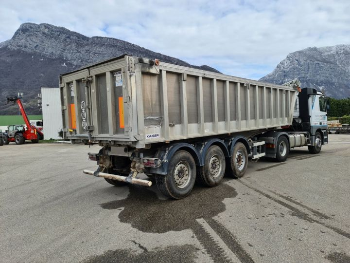 Trailer Kaiser Back Dump/Tipper body Caisse Alu  - 7