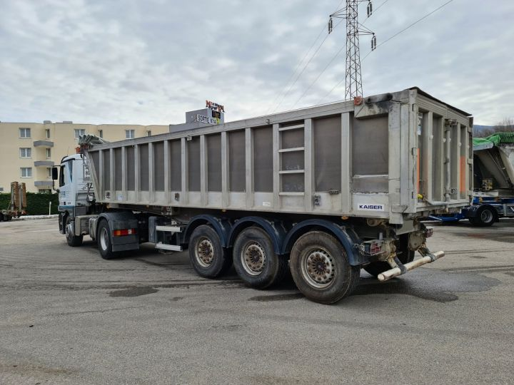 Trailer Kaiser Back Dump/Tipper body Caisse Alu  - 8