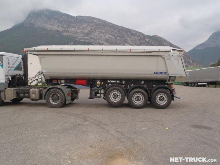 Trailer Schmitz Back Dump/Tipper body RAL 7038 GRIS - 2