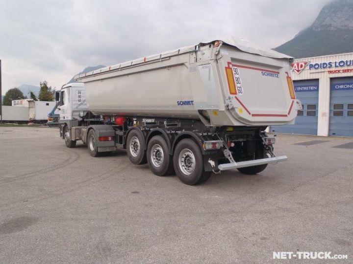 Trailer Schmitz Back Dump/Tipper body RAL 7038 GRIS - 3
