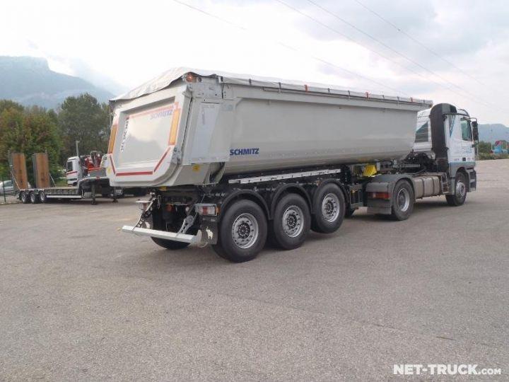 Trailer Schmitz Back Dump/Tipper body RAL 7038 GRIS - 4