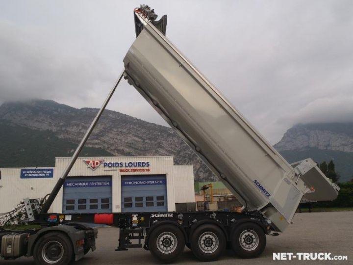 Trailer Schmitz Back Dump/Tipper body RAL 7038 GRIS - 5
