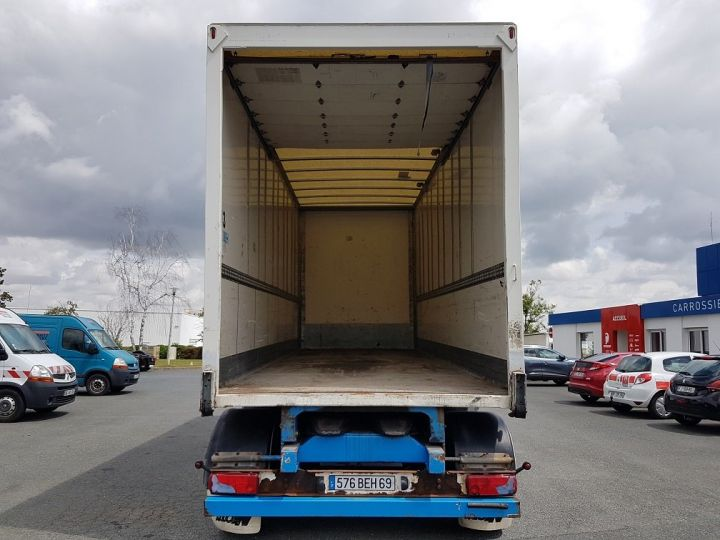 Trailer Asca S219CA Box body BI-TRAIN FOURGON CARGO-ROUTE BLANC - BLEU - 8