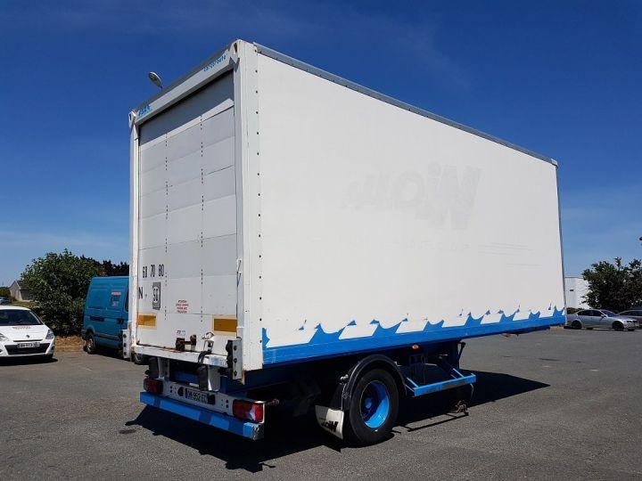 Trailer Asca S219CA Box body BI-TRAIN FOURGON CARGO-ROUTE BLANC - BLEU - 11