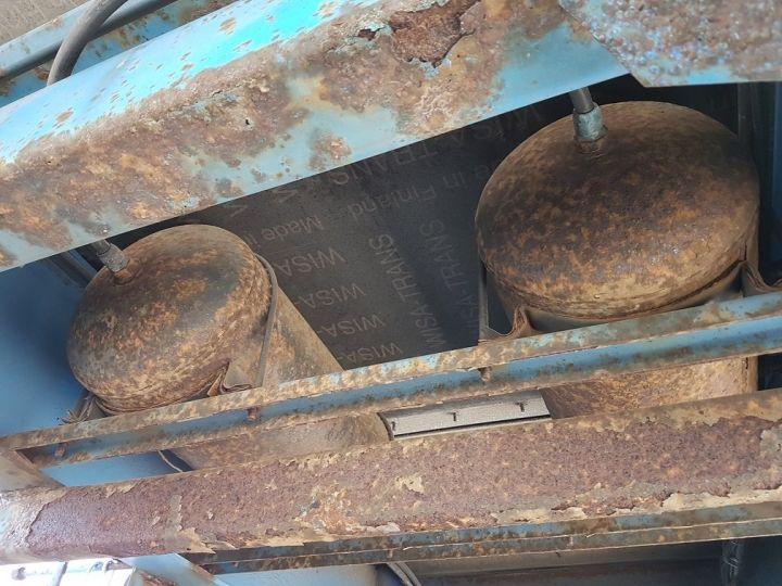 Trailer Asca S219CA Box body BI-TRAIN FOURGON CARGO-ROUTE BLANC - BLEU - 16