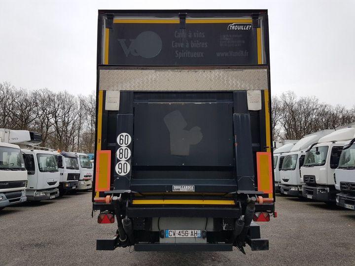 Trailer Samro Box body + Lifting Tailboard Fourgon 90m3 + hayon 2500 kg NOIR - 6