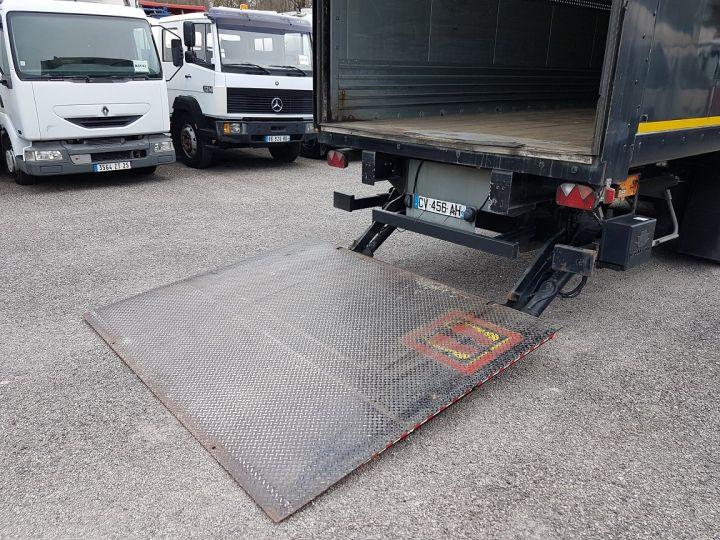 Trailer Samro Box body + Lifting Tailboard Fourgon 90m3 + hayon 2500 kg NOIR - 9