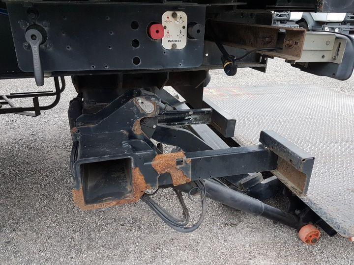 Trailer Samro Box body + Lifting Tailboard Fourgon 90m3 + hayon 2500 kg NOIR - 12