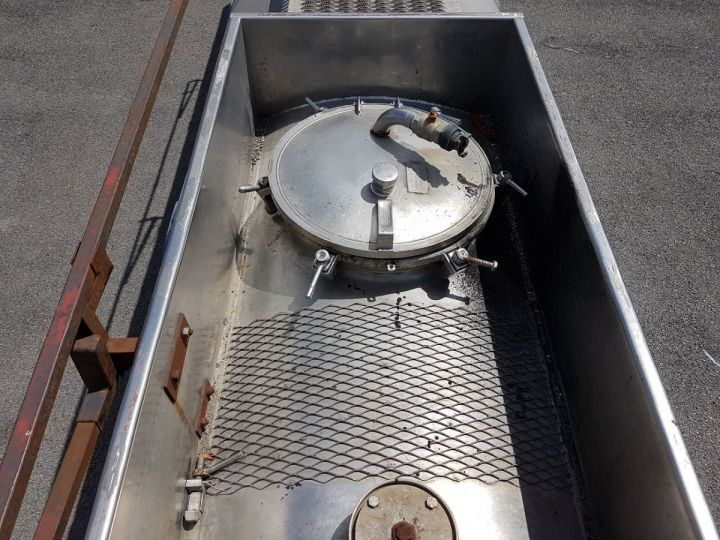 Trailer BSL Chemical Tanker CITERNE A GOUDRON GRIS - BLEU - ROUGE - 8