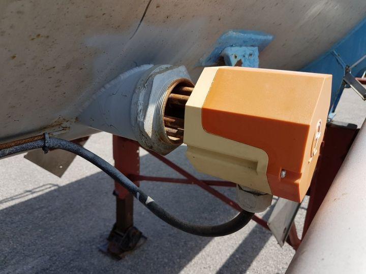 Trailer BSL Chemical Tanker CITERNE A GOUDRON GRIS - BLEU - ROUGE - 13