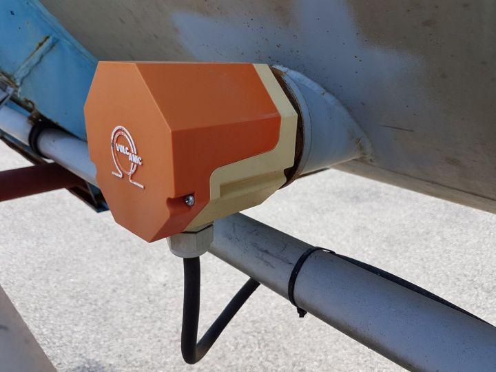 Trailer BSL Chemical Tanker CITERNE A GOUDRON GRIS - BLEU - ROUGE - 14