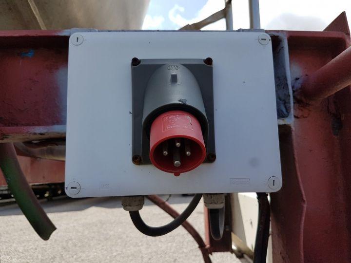 Trailer BSL Chemical Tanker CITERNE A GOUDRON GRIS - BLEU - ROUGE - 16