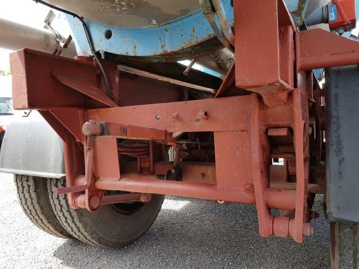 Trailer BSL Chemical Tanker CITERNE A GOUDRON GRIS - BLEU - ROUGE - 18