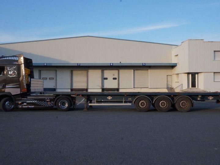 Trailer Container carrier body Plateau Bleu - 2