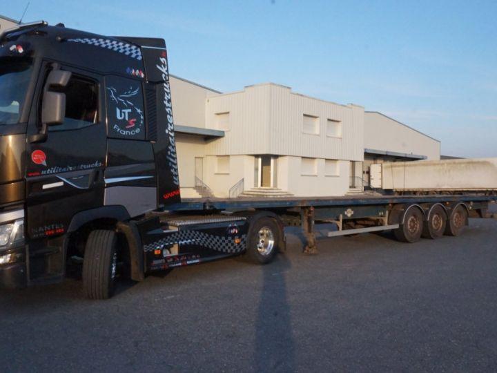 Trailer Container carrier body Plateau Bleu - 4