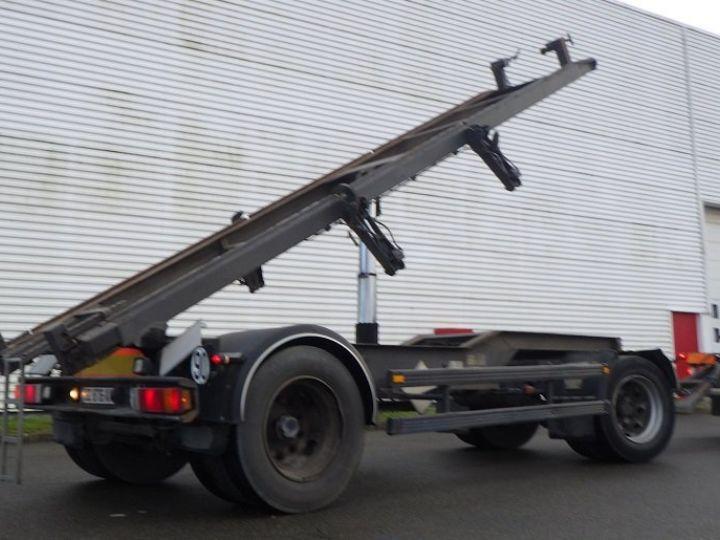 Trailer Samro Container carrier body  - 1