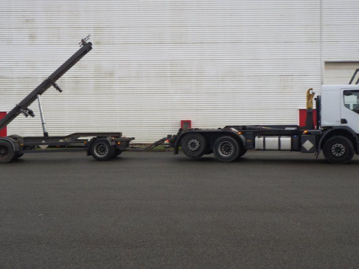 Trailer Samro Container carrier body  - 7