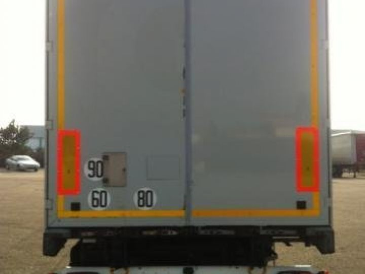 Trailer Fruehauf Curtain side body  - 3