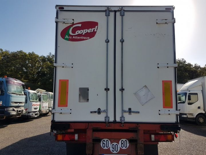 Trailer Leveques Curtain side body P.L.S.C. 10m40 PORTE-CHARIOT MANITOU BLANC - ROUGE - 7