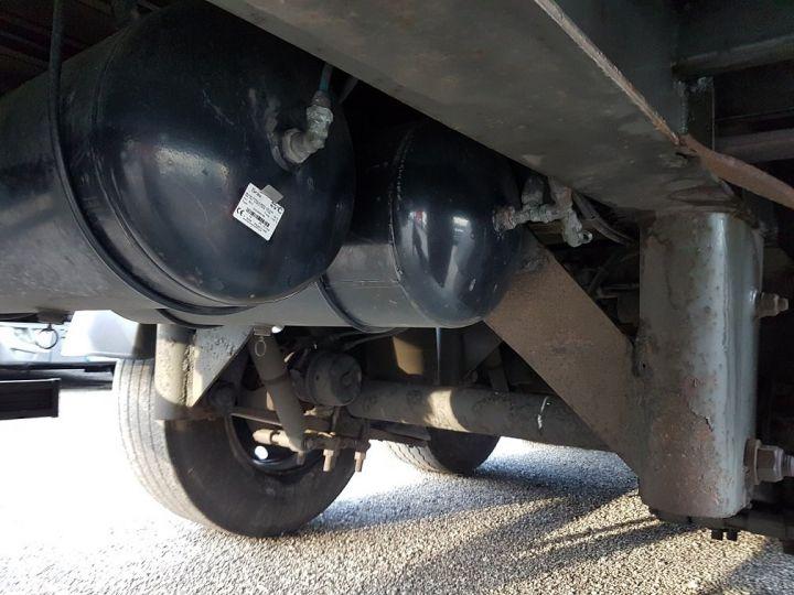 Trailer Samro Curtain side body Remorque 3 essieux P.L.S.C. à ridelles 8m20 BLANC - GRIS - NOIR - 19