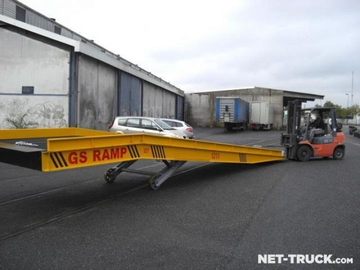 Trailer Autre Heavy equipment carrier body  - 2