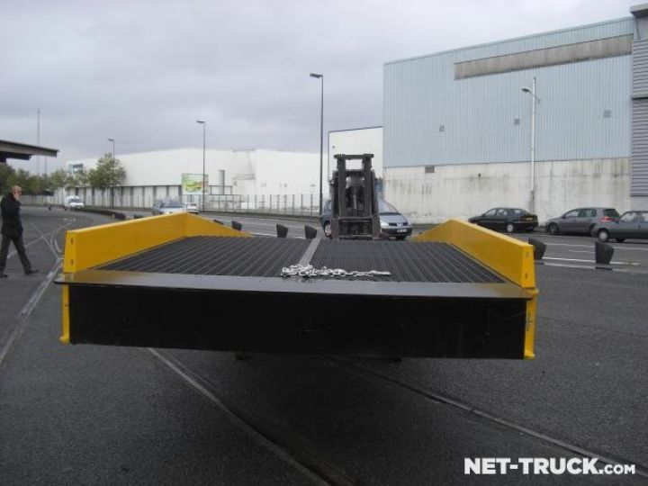 Trailer Autre Heavy equipment carrier body  - 4