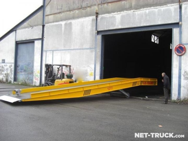 Trailer Autre Heavy equipment carrier body  - 5