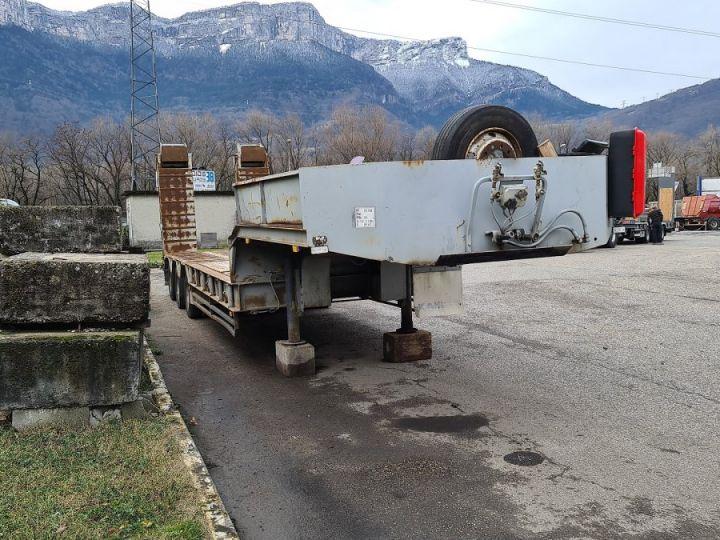 Trailer Kaiser Heavy equipment carrier body  - 2