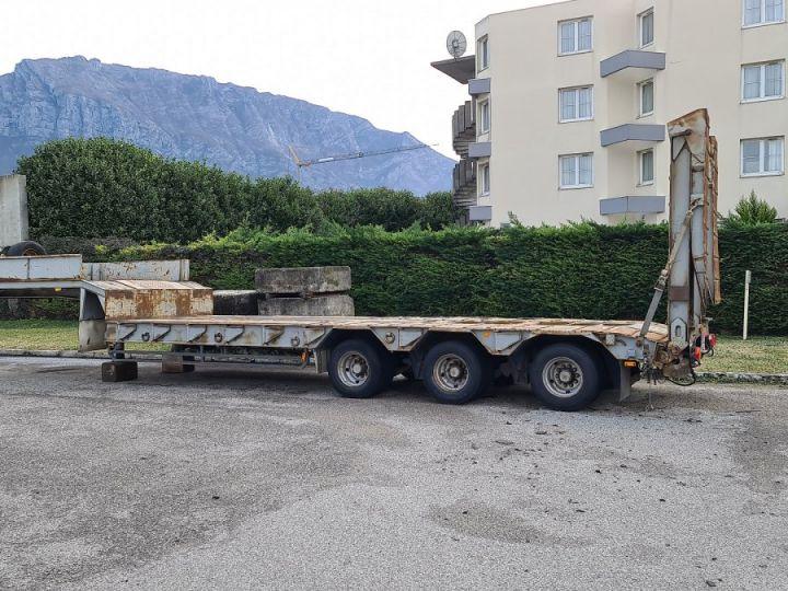 Trailer Kaiser Heavy equipment carrier body  - 4