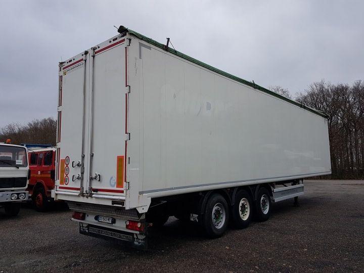 Trailer Moving floor body FMA 92m3 BLANC - 2