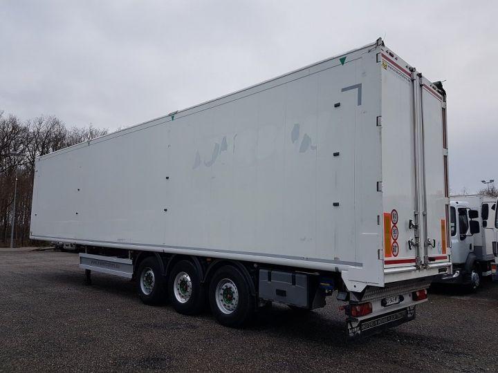 Trailer Moving floor body FMA 92m3 BLANC - 4
